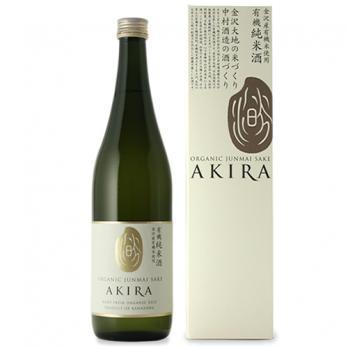 AKIRA オーガニック純米 720ml